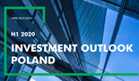Poland Investment Outlook H1 2020