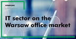 IT Sector on the Warsaw Office Market H1 2020
