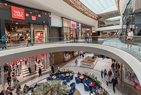 Shopping Centre Leasing