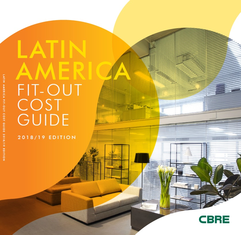 LATAM and Caribbean Fit Out Cost Guide 2018/19